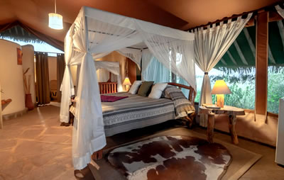 Kibo Safari Camp - Affordable Luxury Amboseli Safari Accommodation